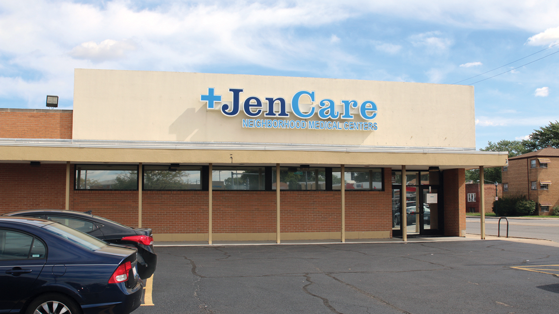 JenCare in Chicago's Ashburn neighborhood