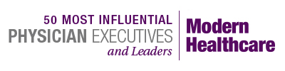 50 Most Influential Physician Executives