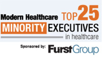 Top 25 Minority Executives in Healthcare