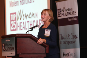 Top 25 Women in Healthcare Gala