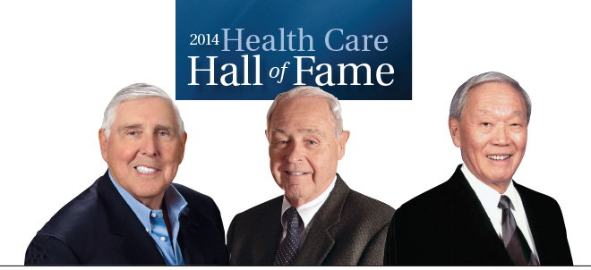 2014 Health Care Hall of Fame