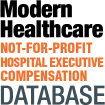 Modern Healthcare Executive Compensation Database