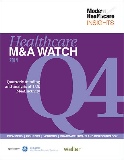 M&A Watch 2014 Q2