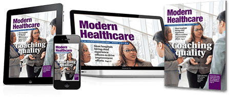 Modern Healthcare - Subscribe