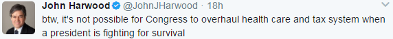harwood tweet